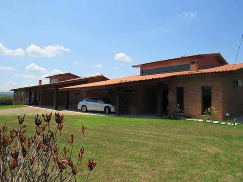 Casa Com 3 Dormitórios À Venda, 750 M² Por R$ 3.000.000,00 - Chácaras Residenciais Santa Maria - Votorantim/sp - Ca7424
