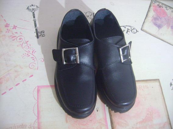 Zapatos Colegiales Niños