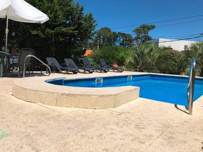Hermosa Casa En Punta Del Este Piscina Privada Mira!!!