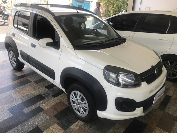 Fiat Uno 1.3 Way Flex Gsr 5p 2018