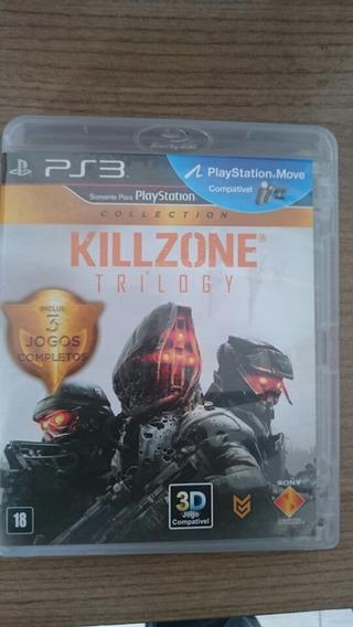 Killzone Trilogy Para Ps3 Original