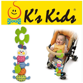 Móbile Para Berço / Carrinho De Bebe Centopeia - Ks Kids