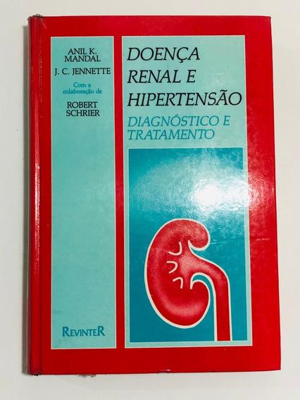 Livro Doença Renal E Hipertensão - Anil K. Mandal