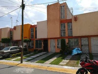 Casa En Privada 3 Niv 3 Recamaras Los Heroes Tecamac