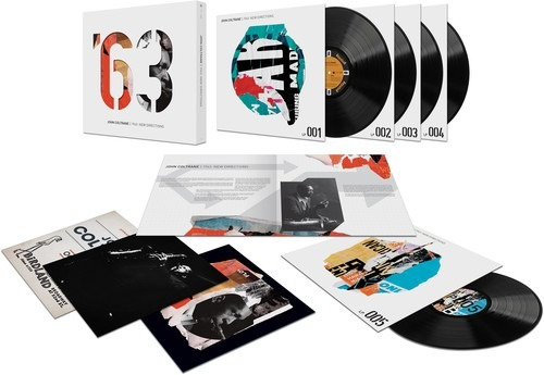John Coltrane 1963: New Directions Vinilo Lp Us Import