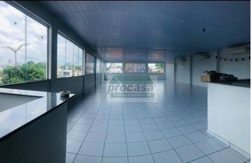 Imagem 1 de 11 de Prédio, 1000 M² - Venda Por R$ 5.500.000,00 Ou Aluguel Por R$ 3.000,00/mês - Cachoeirinha - Manaus/am - Pr0243