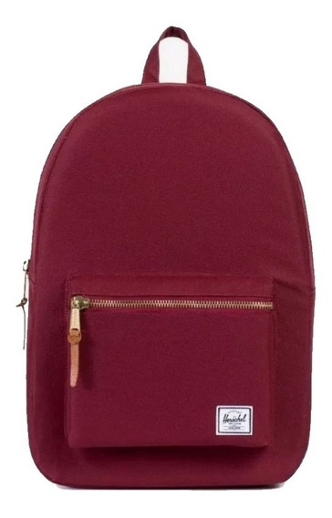Mochila Herschel Supply Settlement Windsor Wine 23l