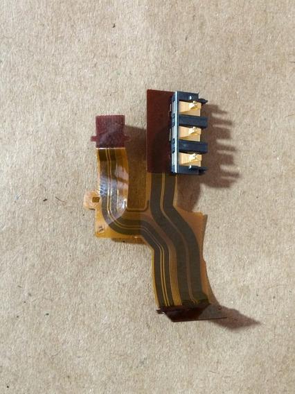 Flex Conector Da Bateria Dsc-hx300 Câmera Hx300 Sony #d