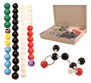 Kit De Modelo Molecular Para Quimica Organica Y Inorganica 5