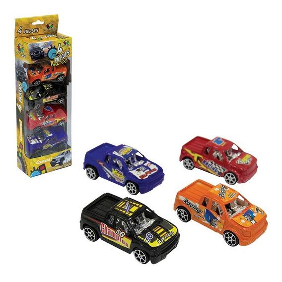 04-mini Carros Pick-up Art Brink