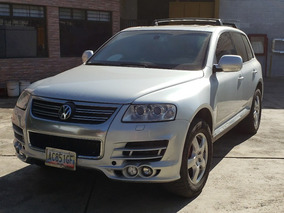 Volkswagen Touareg Blindado +3
