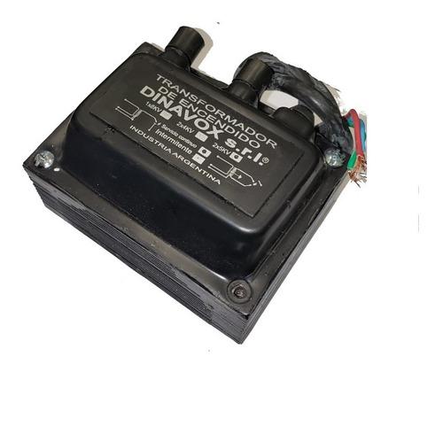 Transformador Encendido Calderas Quemadores 2 X 5kv Continuo