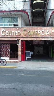 Local En Renta En Centro Comercial, Col El Rodeo Iztacalco