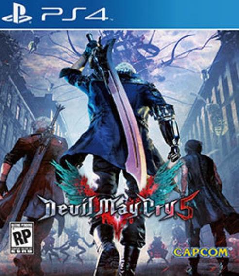 Devil May Cry 5 Ps4 Original**1 Digital