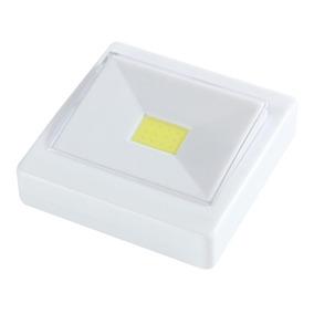 Luminária Touch Light Led 3w Pocket Quadrada Avant