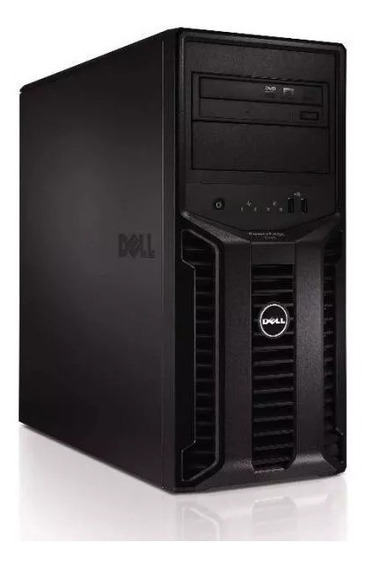 Servidor Dell T410 - 2 Intel Xeon E5620, 2 Discos Sata 500tb