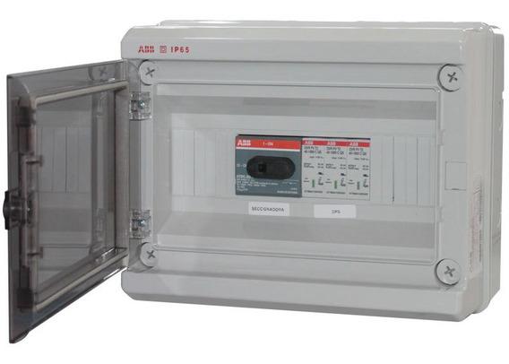String Box Abb - 2 Entradas 1 Saida 1000v