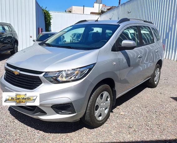 Chevrolet Spin 1.8 Lt 5as 105cv 0km 2020 Oferta 3 #4