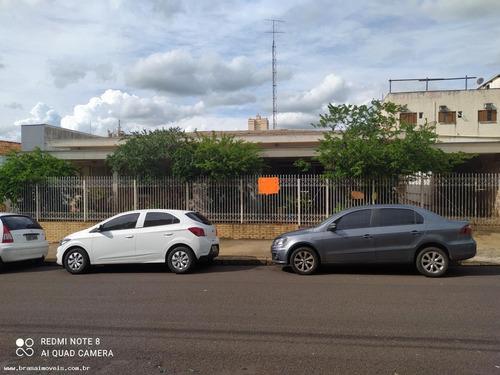 Casa Para Venda Em Presidente Prudente, Vila Nova, 4 Dormitórios, 1 Suíte, 3 Banheiros, 8 Vagas - 03097.001_1-1763036