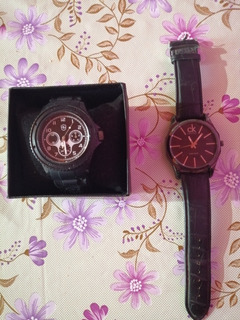 Reloj Zenit Y Calvin Klain