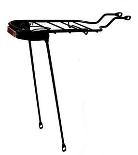 Portapaquete Para Bicicleta Varilla De Acero - Rodado 26
