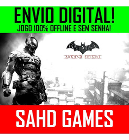 Batman: Arkham Knight Pc +1 Jogo