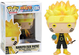 Funko Pop Animation #186 Naruto Six Path Exclusive Nortoys
