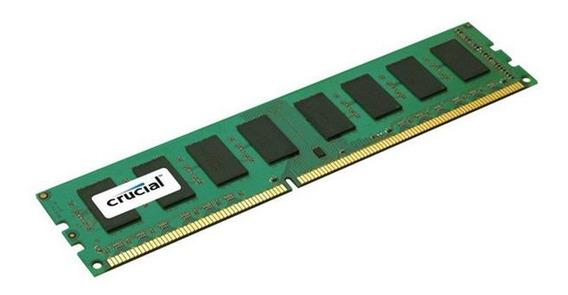 Memoria Ddr4 16gb Crucial 2400mhz