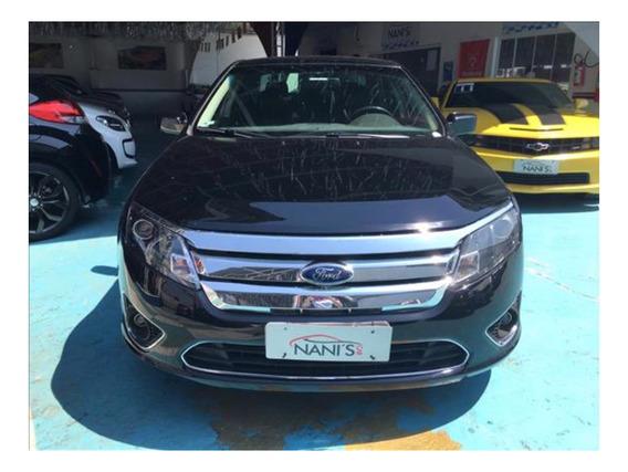 Ford Fusion 2012 Gnv - Baixo Km - Oportunidade Única