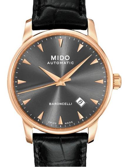 Relógio Mido Baroncelli Automatic M8600.3.13.4