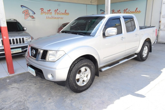 Nissan Frontier 2.5 Xe 4x4 Cd Turbo Diesel Manual 2010