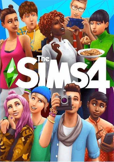 The Sims 4 Atualizado Com Todas As Expansões 2020.