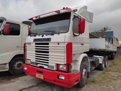 Imagem 1 de 12 de Scania R113 360 Truck 1997