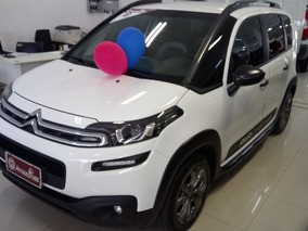 Citroën Aircross 1.6 Vti 120 Flex Live At6 17/18