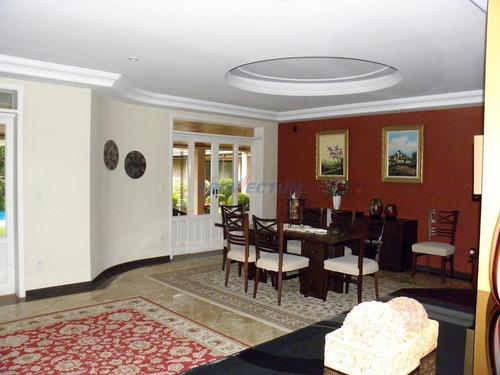 Casa À Venda Em Jardim Madalena - Ca268374