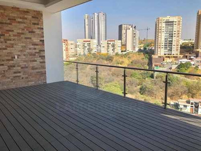 Departamento Pent House En Renta Bosque Real
