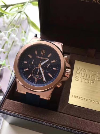 Relógio Mk8295 Com Caixa E Manual