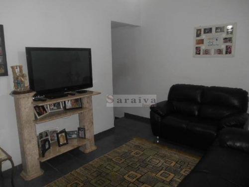 Casa Com 2 Dormitórios À Venda, 140 M² Por R$ 650.000,00 - Rudge Ramos - São Bernardo Do Campo/sp - Ca0137