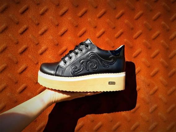Zapatilla Urbana Sneakers Plataforma - Art. 850