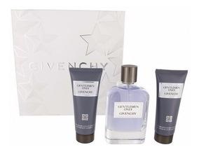 Kit Perfume Gentlemen Only Edt 100ml + Hair E Body Shower