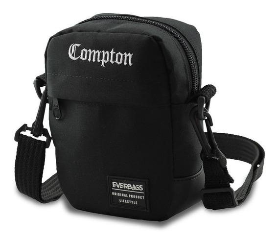 Bolsa Pochet Necessaire Shoulderbag Everbags Combate Compton