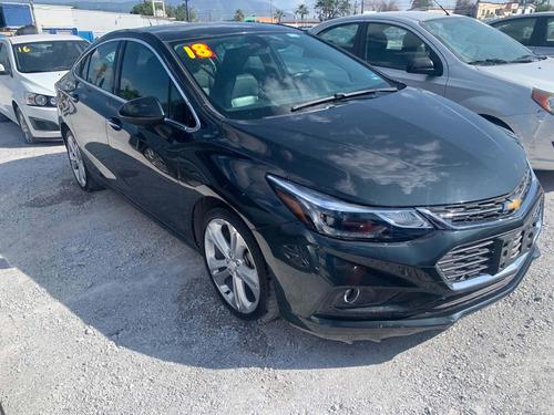 Imagen 1 de 6 de Chevrolet Cruze 2018 1.4 Premier At