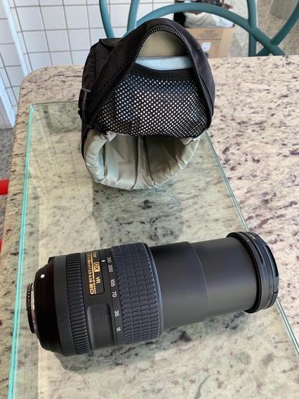 Lente Nikon 18x300 Mm3