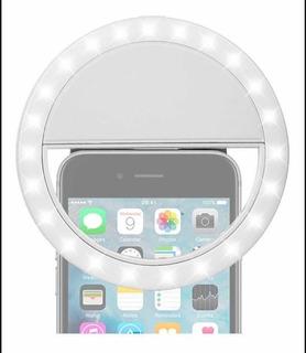 Aro Luz 36 Leds Selfie Para Celular Tablet Recargable