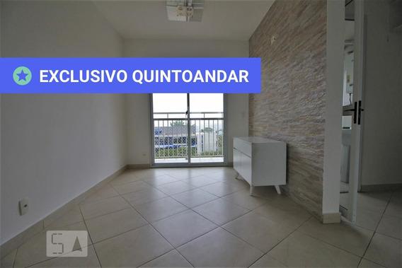 Apartamento No 9º Andar Com 2 Dormitórios E 1 Garagem - Id: 892951240 - 251240
