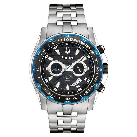 Relógio Bulova Masculino Wb31087f 002614rean