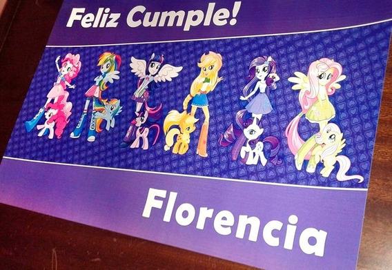 Cartel De Bienvenida - Poster - Personalizado, De Carton