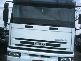 Iveco Eurotech 420 - 6x4 - 2004 - Teto Alto