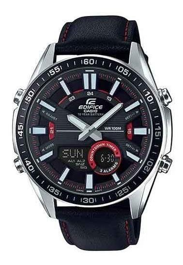 Relógio Casio Masculino Edifice Efv-c100l-1avdf *telememo 30