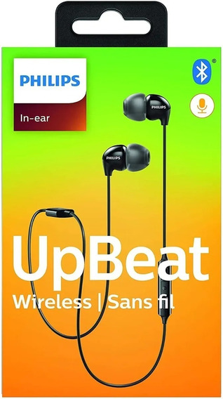 Fone Ouvido Philips Upbeat Auricular Wireless Bluetooth